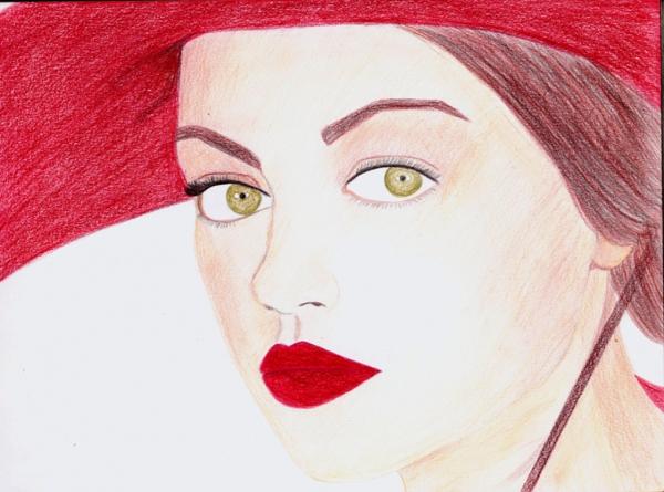 Mila Kunis por Marylou